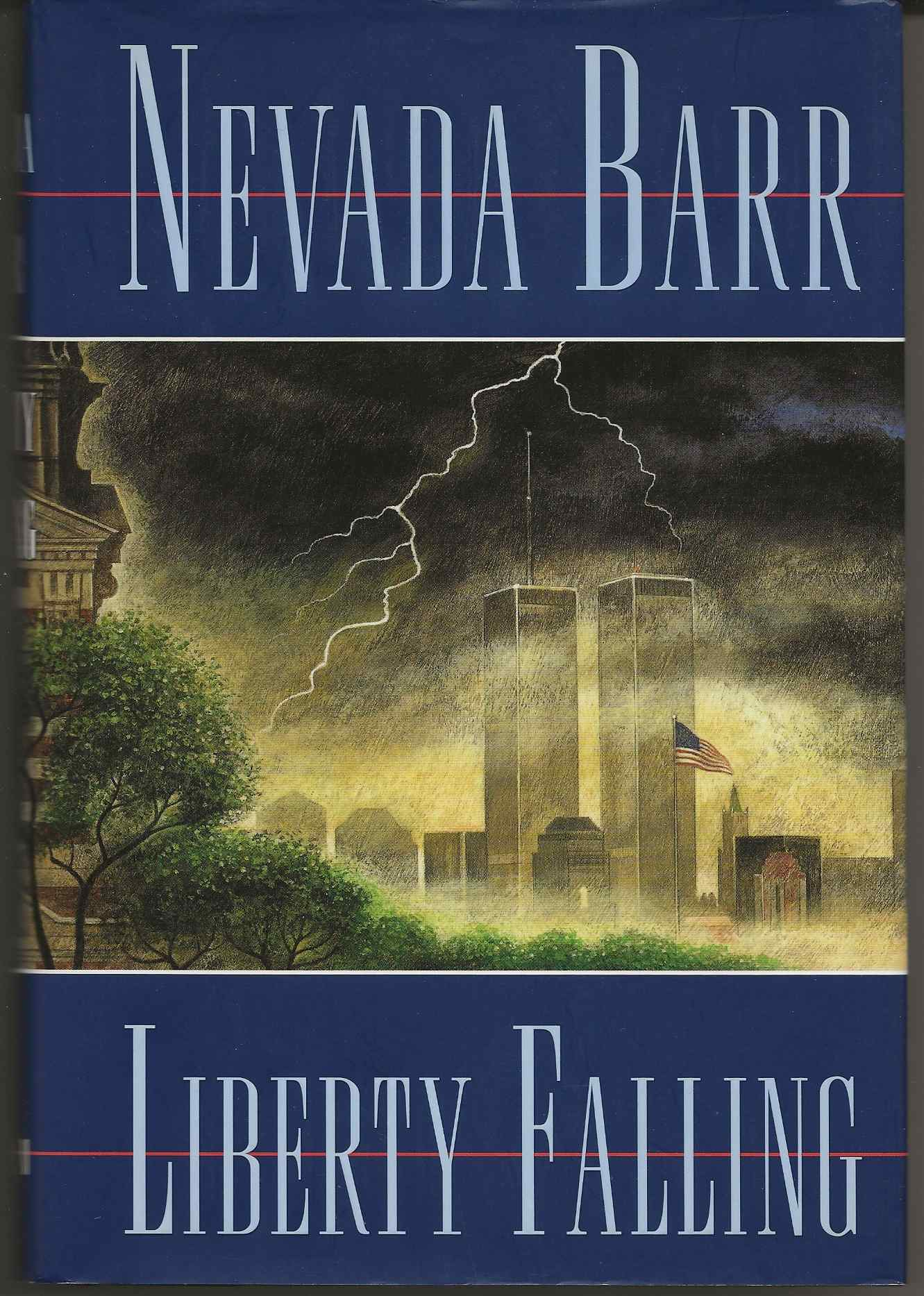 Image for LIBERTY FALLING