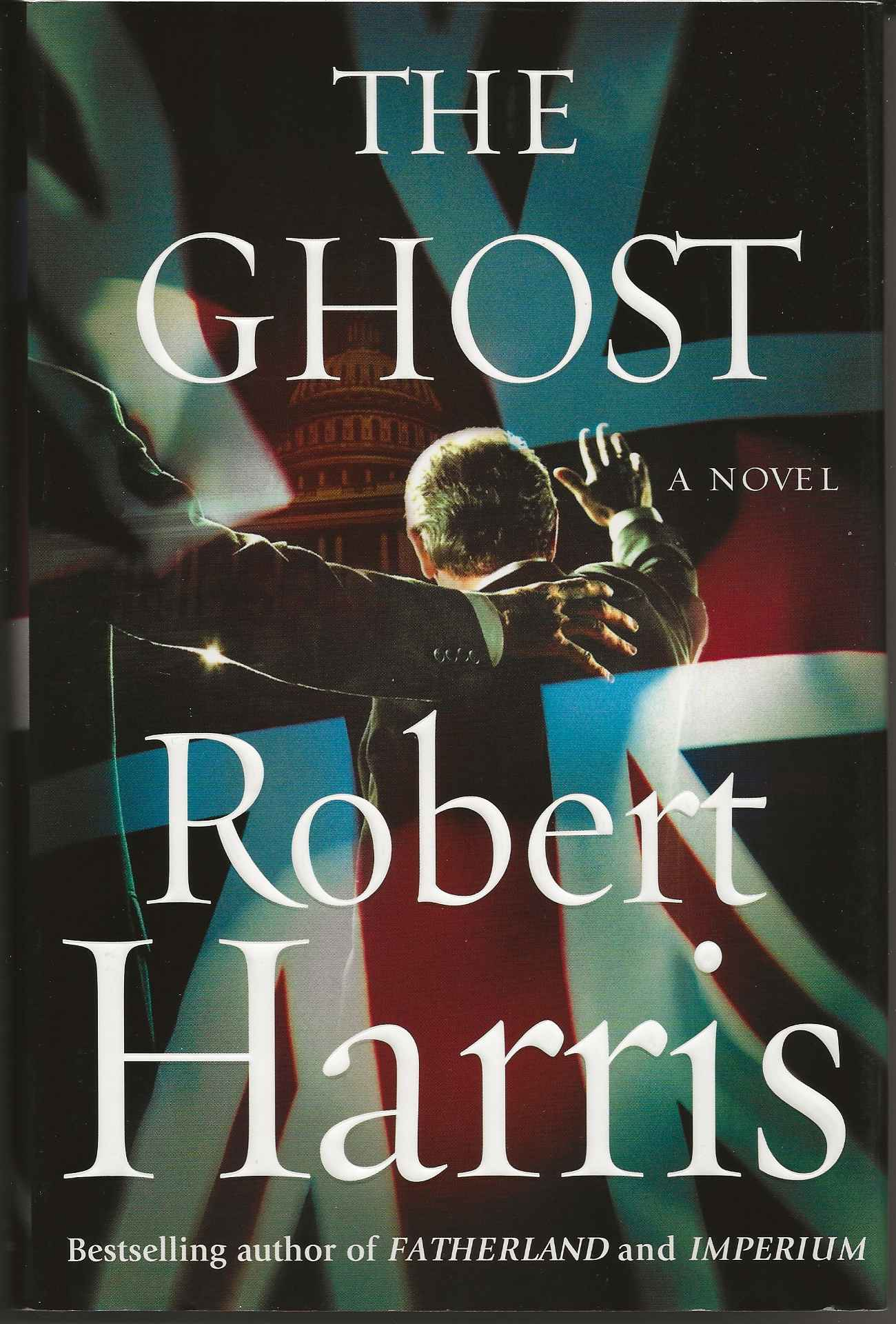 Image for THE GHOST A Novel