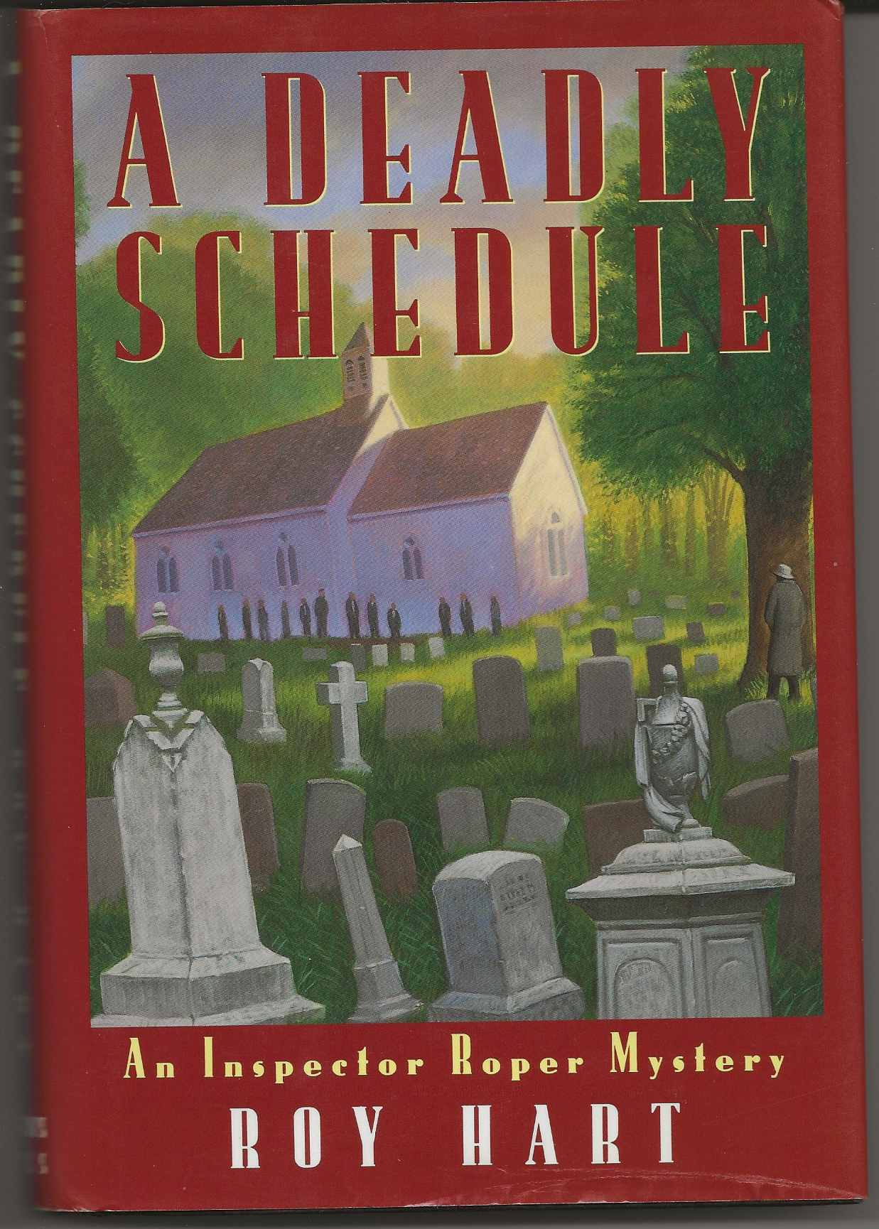 Image for A DEADLY SCHEDULE