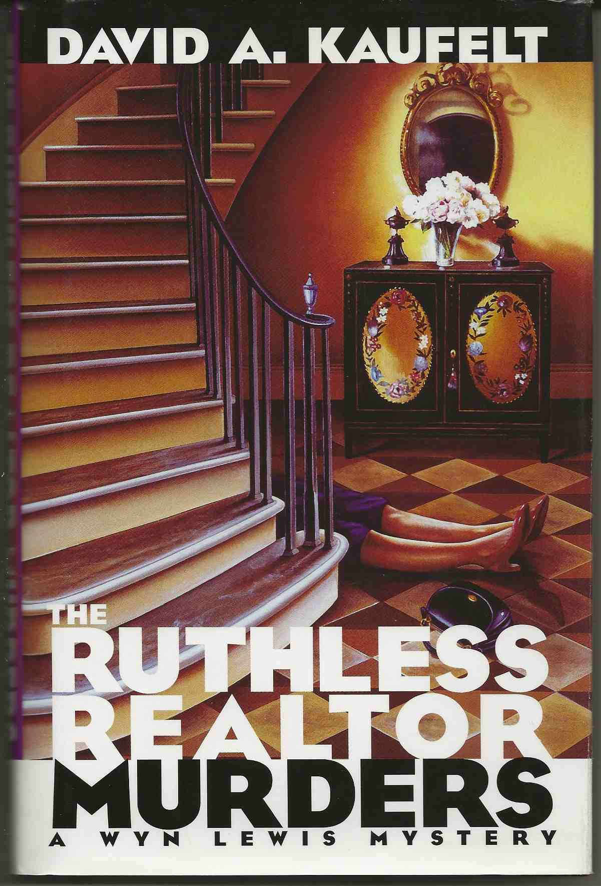 Image for THE RUTHLESS REALTOR MURDERS