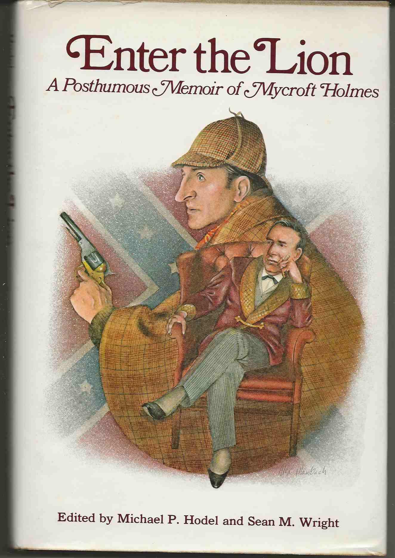 Image for ENTER THE LION:  A Posthumous Memoir of Mycroft Holmes