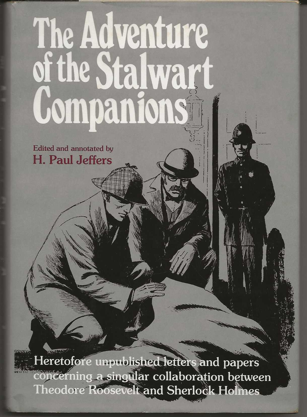 Image for THE ADVENTURE OF THE STALWART COMPANIONS