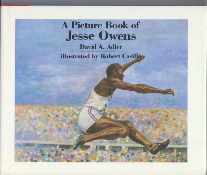 Image for A Picture Book of Jesse Owens