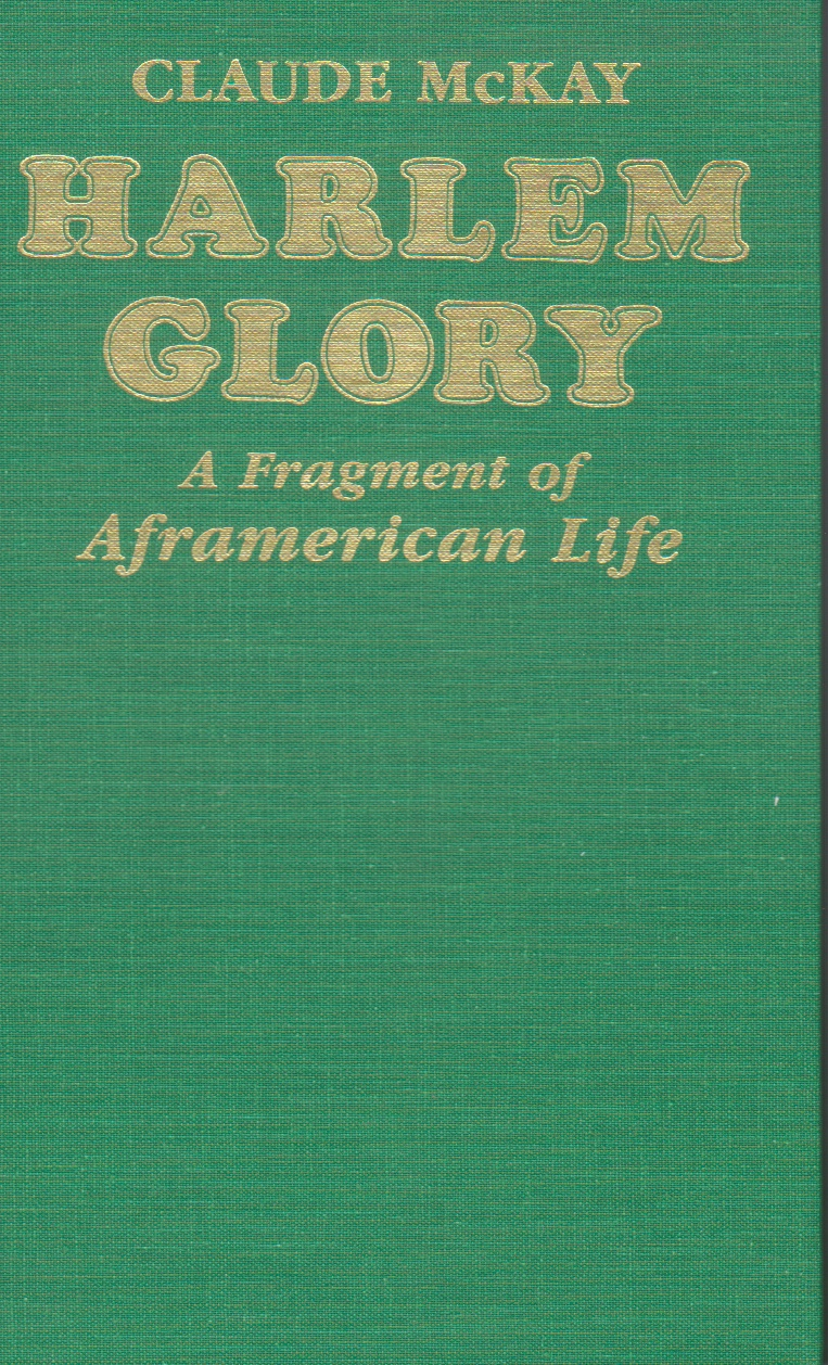 Image for Harlem Glory. A Fragment of Aframerican Life