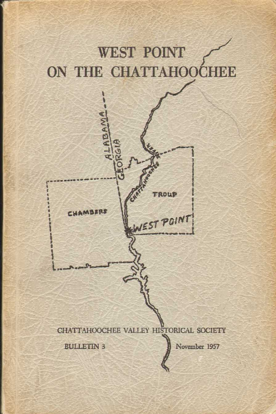 Image for WEST POINT ON THE CHATTAHOOCHEE Bulletin 3