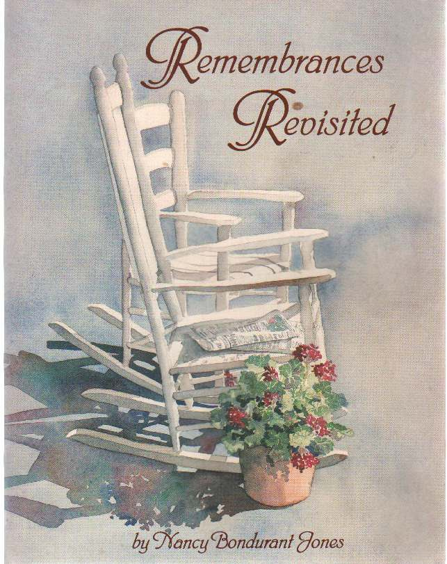 Image for REMEMBRANCES REVISITED