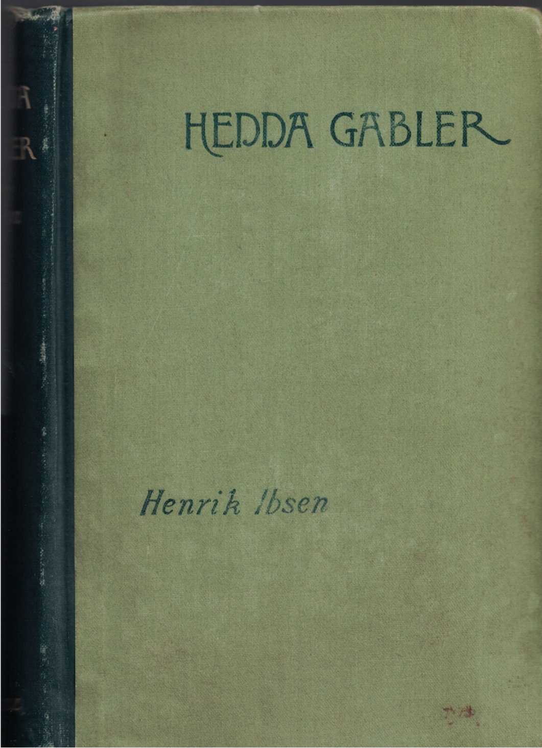 Image for Hedda Gabler: A Drama In Four Acts