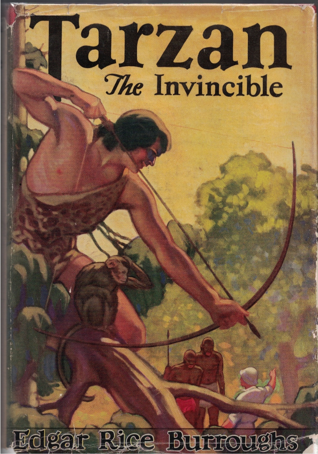 Image for Tarzan: The Invincible