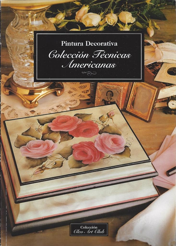 Image for Pintura Decorativa - Col. Tecnicas Americana   Spanish Edition