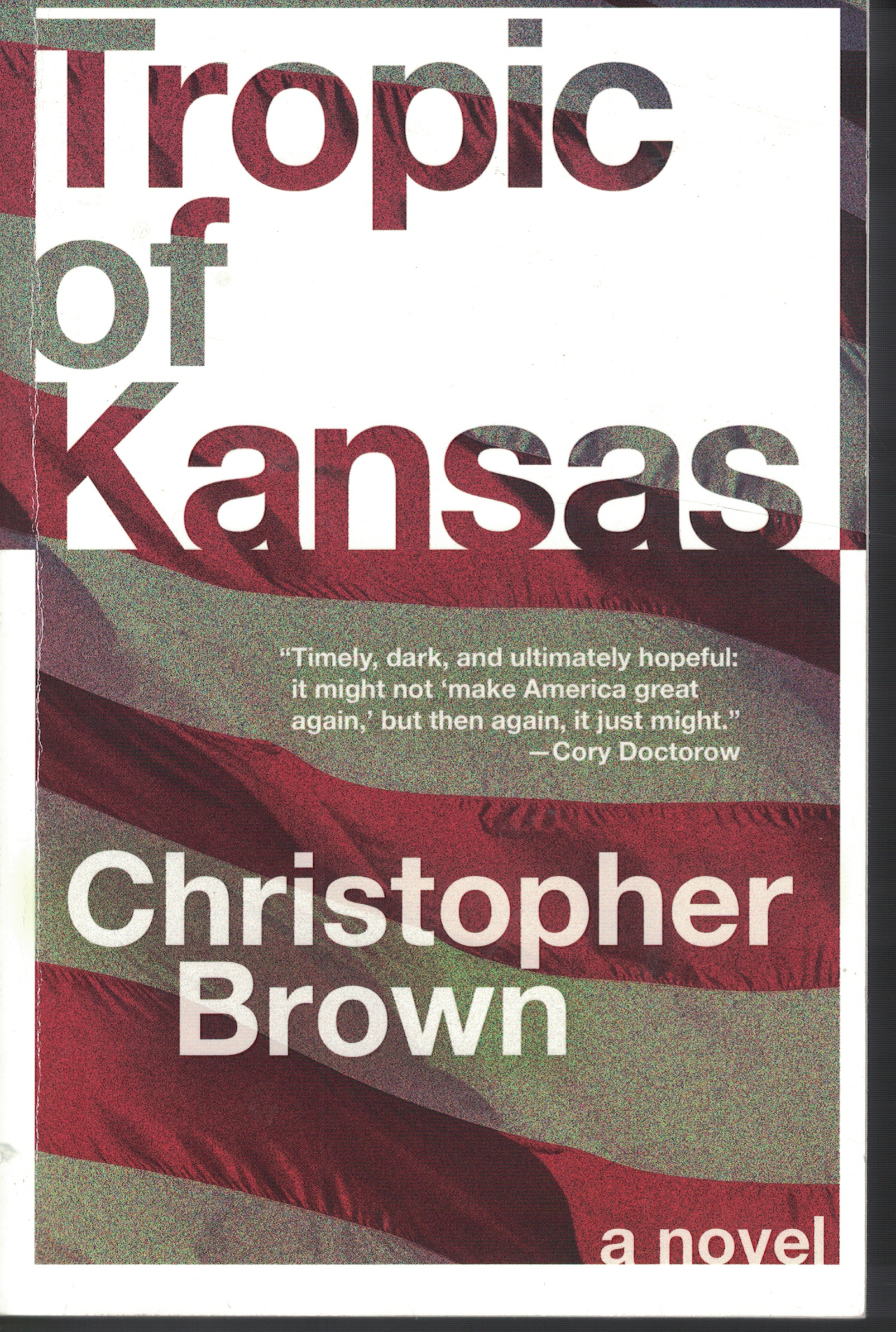 Image for Tropic Of Kansas
