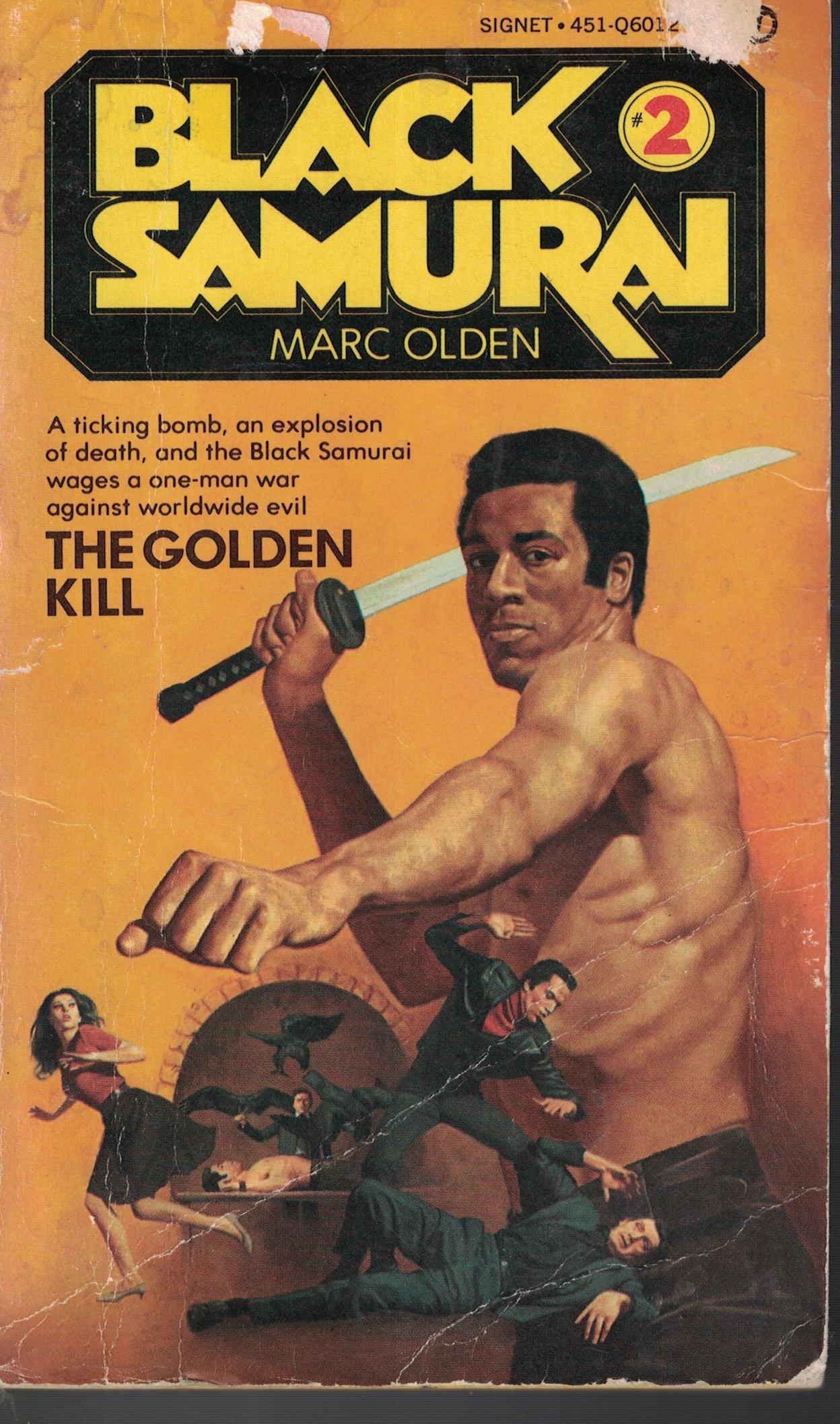 Image for Golden Kill
