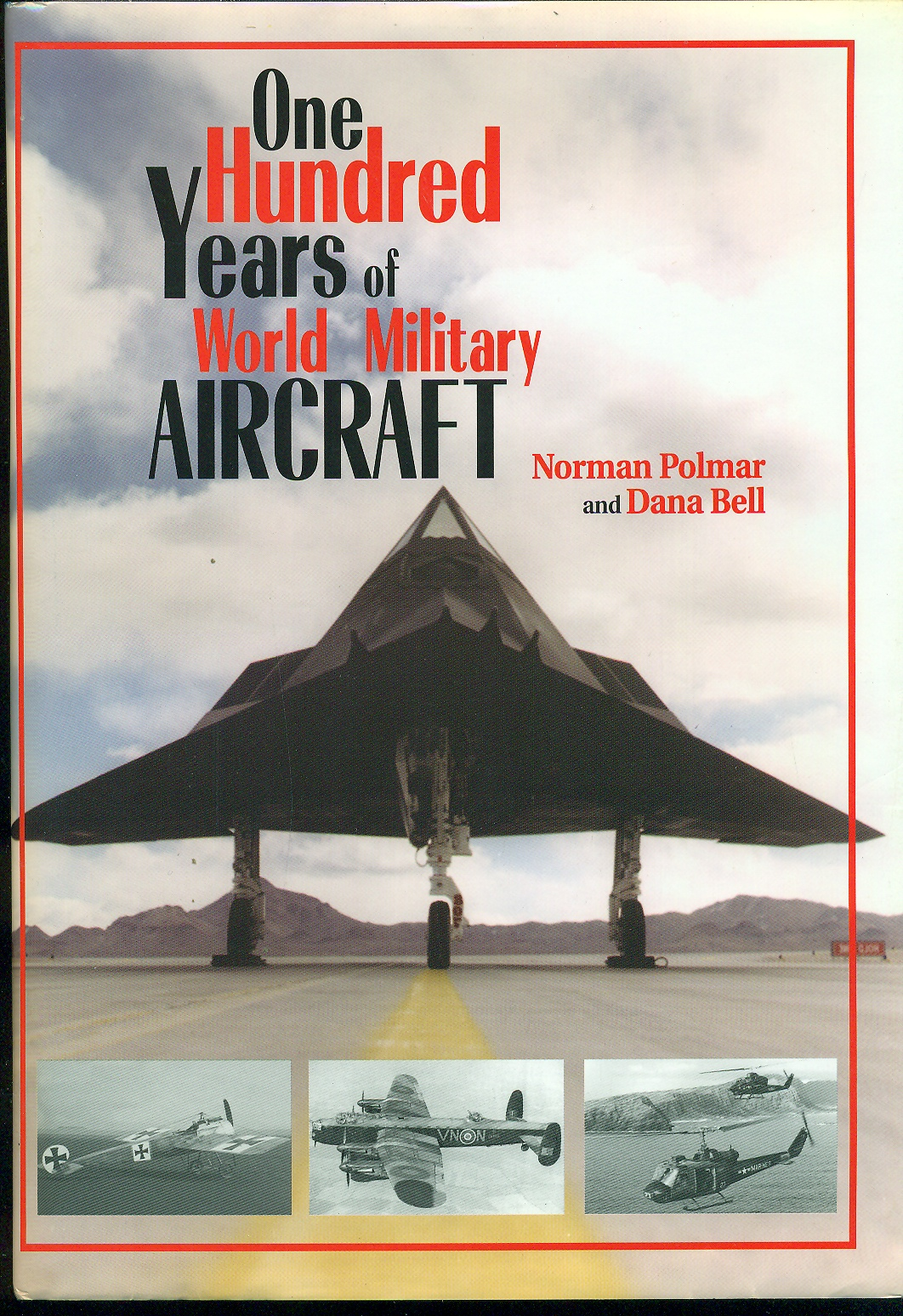 Image for One Hundred Years Of World Military Aircraft