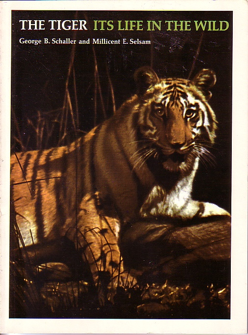 Image for The Tiger Its Life In The Wild