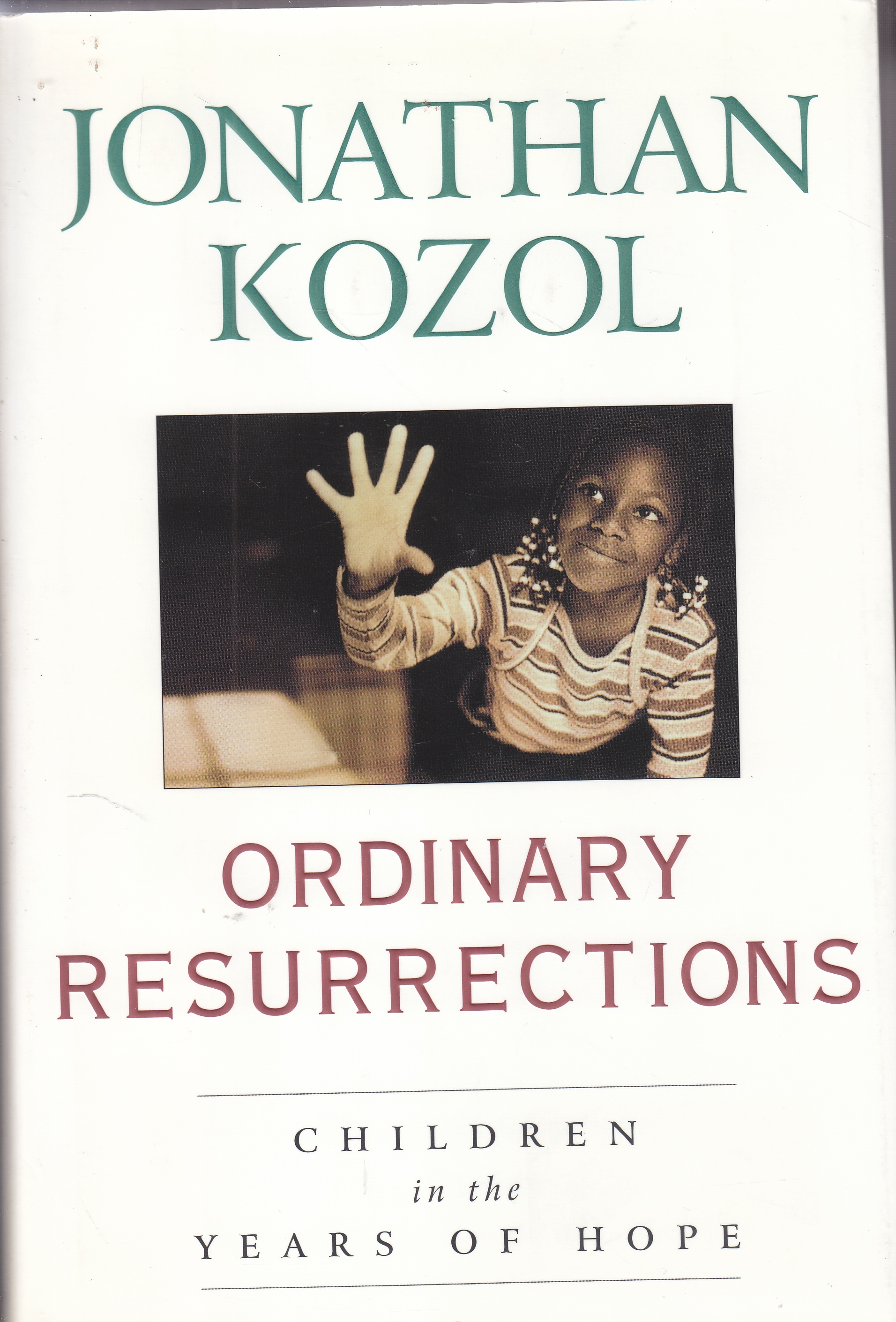 Image for Ordinary Resurrections