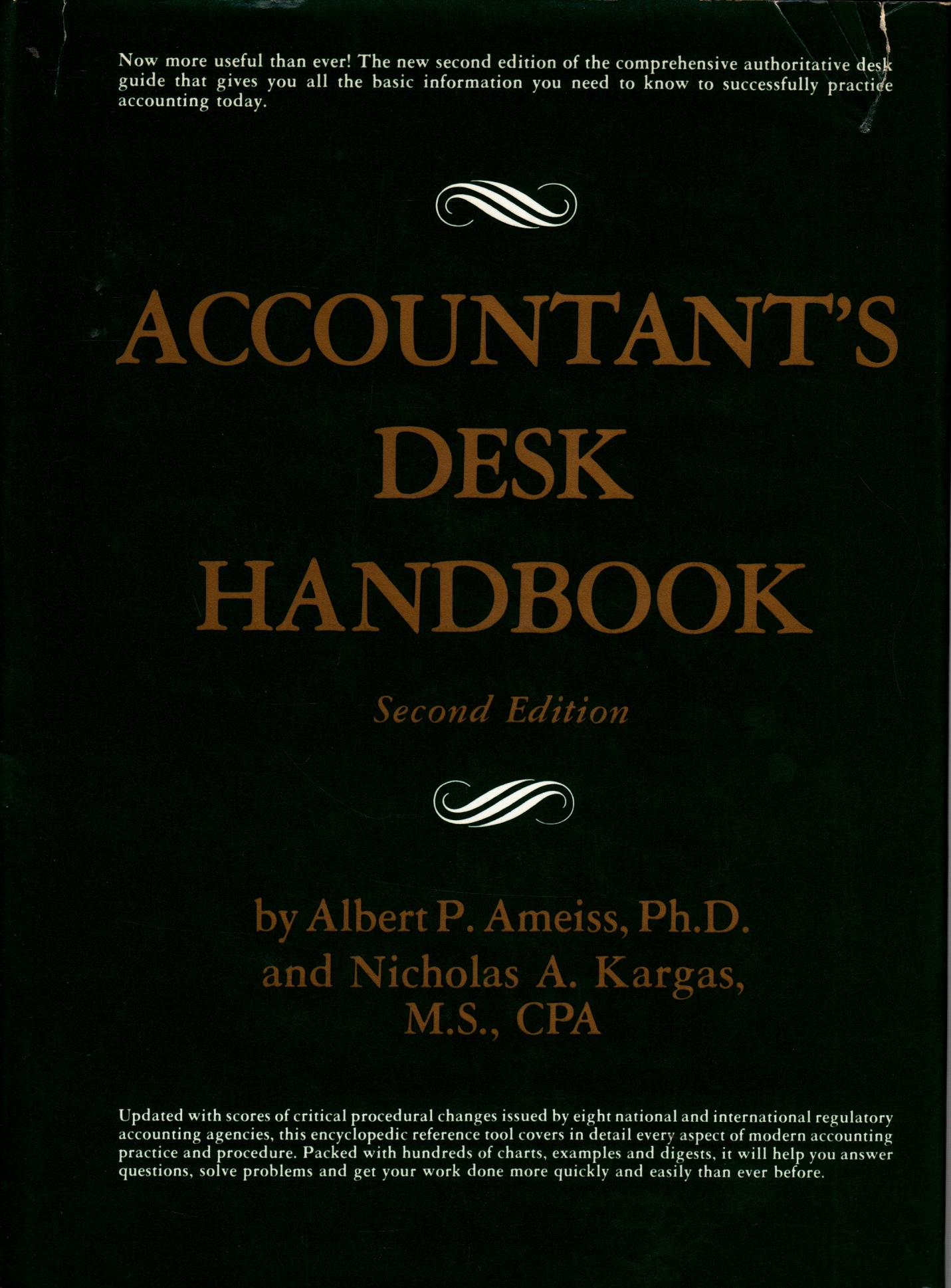 Image for Accountant's Desk Handbook