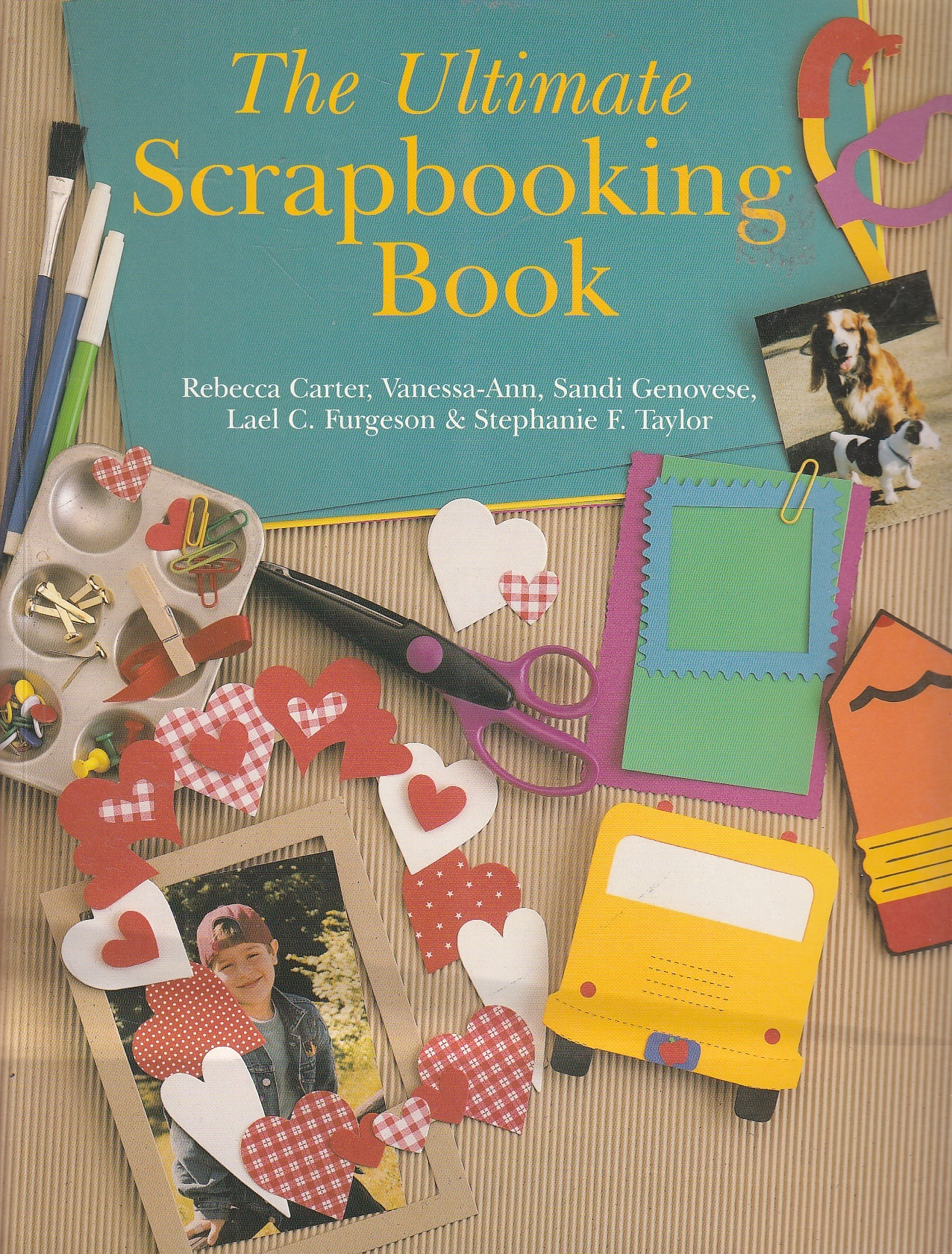 Image for The Ultimate Scrapbooking Book
