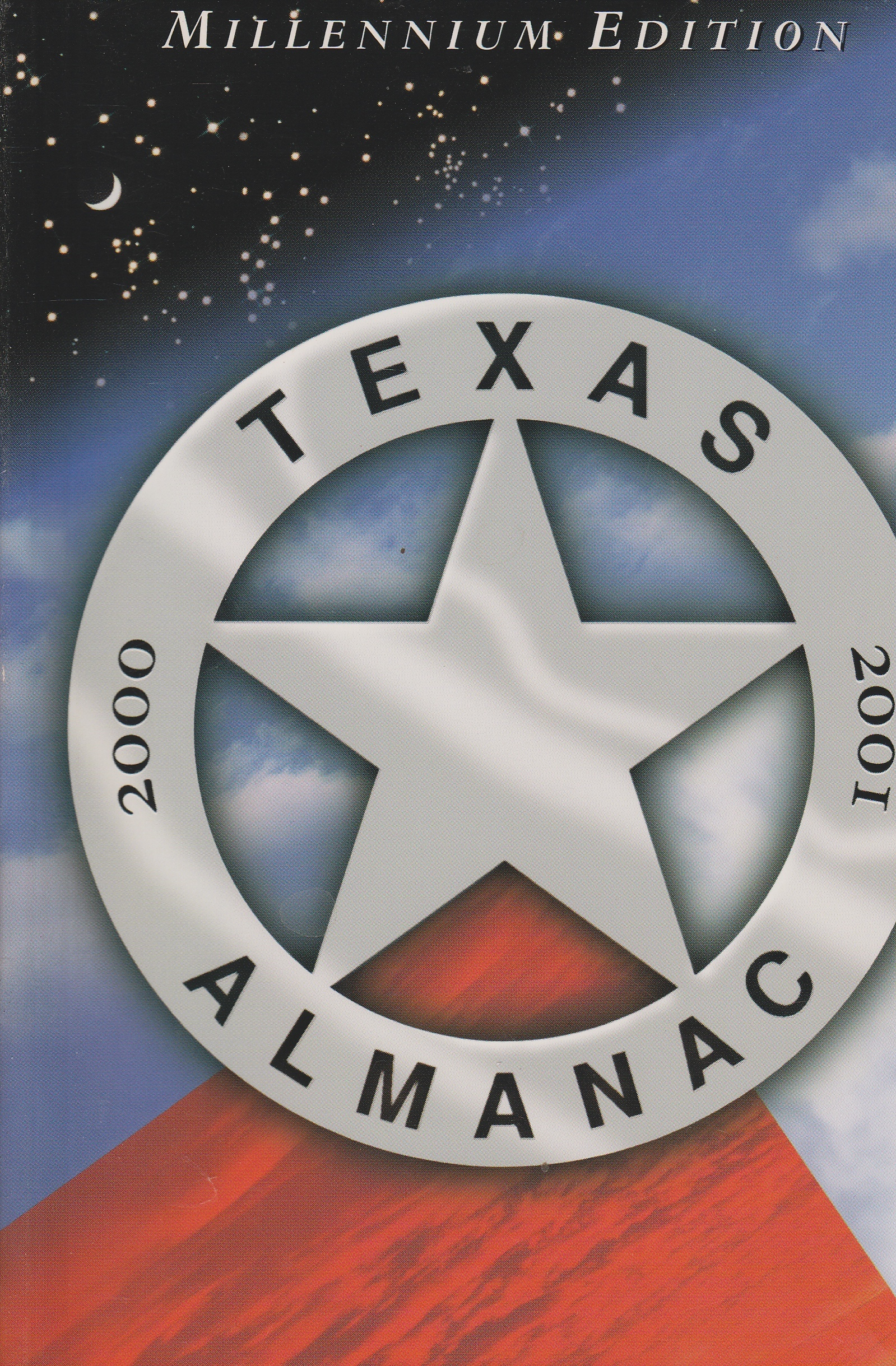 Image for Texas Almanac 2000-2001
