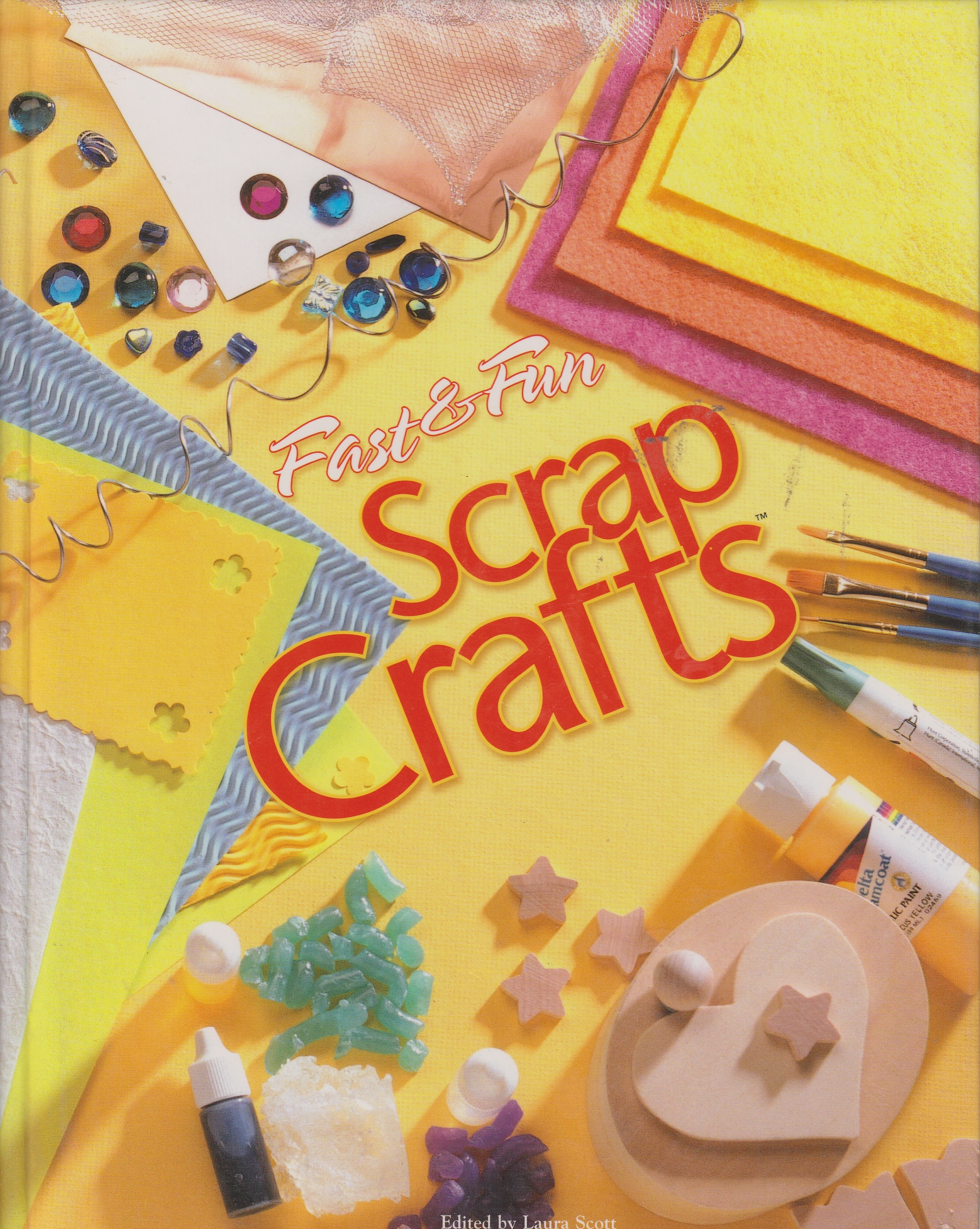 Image for Fast & Fun Scrap Crafts