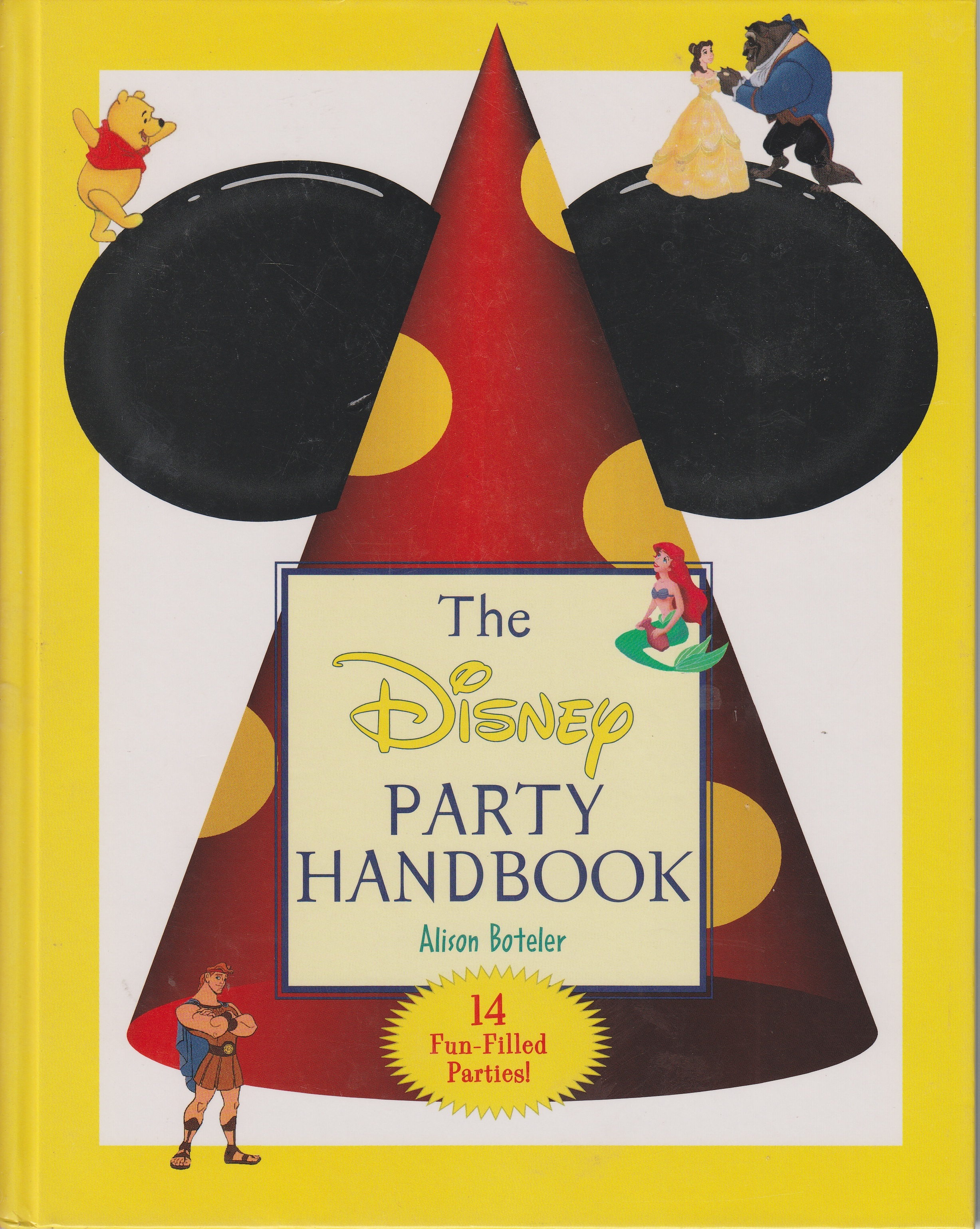Image for The Disney Party Handbook