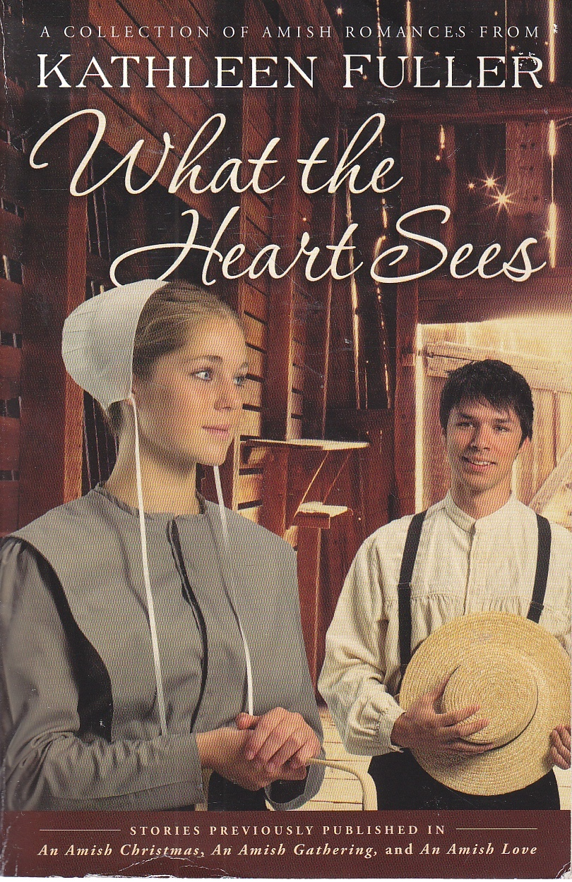 Image for What the Heart Sees A Collection of Amish Romances