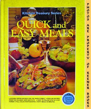 Image for Kitchen Treasury Series: Quick and Easy Meals: Kitchen Treasury Series