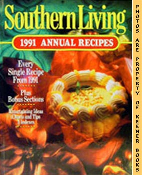 Image for Southern Living 1991 Annual Recipes
