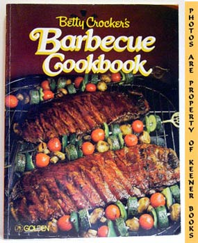 Image for Betty Crocker's Barbecue Cookbook
