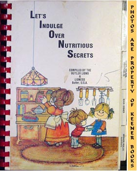 Image for Let's Indulge Over Nutritious Secrets