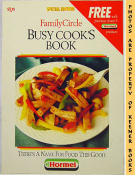 Image for Family Circle Busy Cook's Book