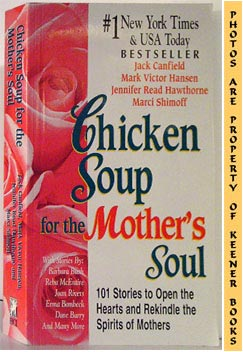 Image for Chicken Soup For The Mother's Soul