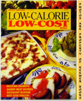Image for Low-Calorie Low-Cost Menus