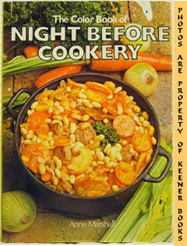 Image for The Color Book Of Night Before Cookery