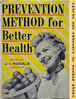Image for Prevention Method For Better Health