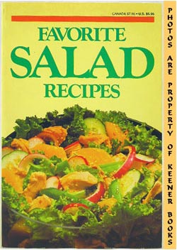 Image for Favorite Salad Recipes (Expanded Edition): Home Library Series