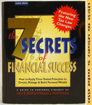 Image for The 7 Secrets Of Financial Success