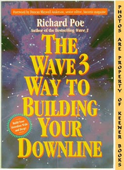 Image for The Wave Three Way To Building Your Downline