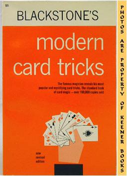 Image for Blackstone's Modern Card Tricks
