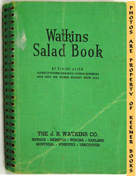 Image for Watkins Salad Book (Expanded Edition)