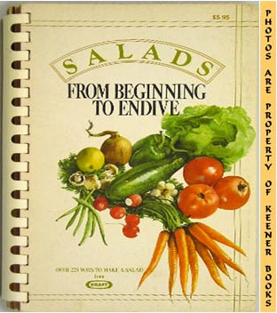 Image for Salads - From Beginning To Endive