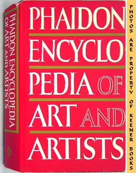 Image for Phaidon Encyclopedia Of Art And Artists