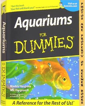 Image for Aquariums For Dummies