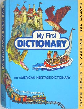 Image for My First Dictionary
