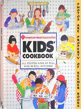 Image for The American Heart Association Kid's Cookbook