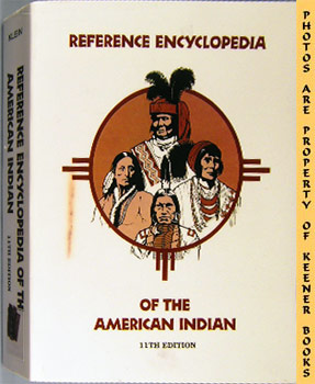 Image for Reference Encyclopedia Of The American Indian, 11th Edition
