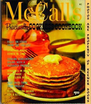 Image for McCall's Practically Cookless Cookbook, M3: McCall's Cookbook Collection Series