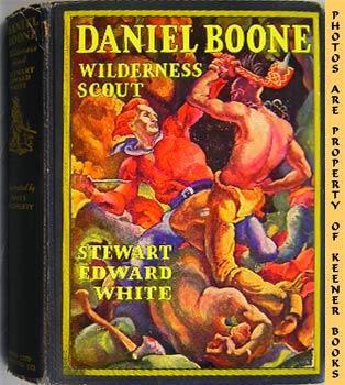 Image for Daniel Boone: Wilderness Scout