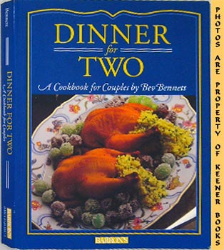 Image for Dinner For Two (A Cookbook For Couples)