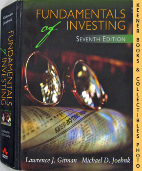 Image for Fundamentals Of Investing (Seventh - 7th - Edition)