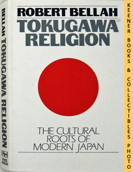 Image for Tokugawa Religion (The Cultural Roots Of Modern Japan)