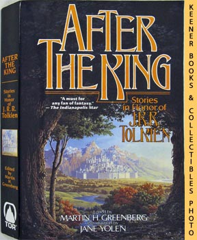 Image for After The King (Stories In Honor Of J.R.R. Tolkien)